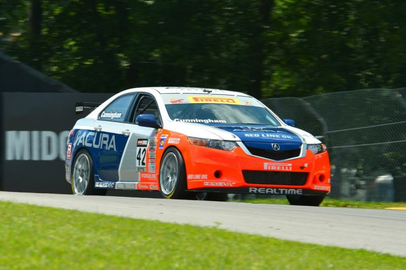 Peter Cunningham at Mid-Ohio (Smith/PWC)