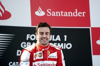 Fernando Alonso - Getty Images