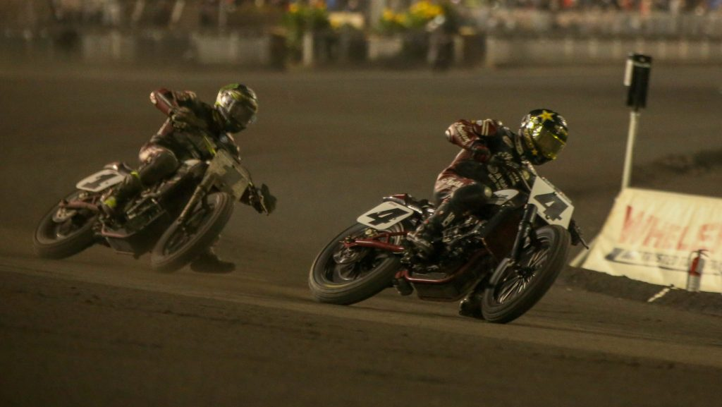 American Flat Track looking at limited crowds for season - NBC Sports
