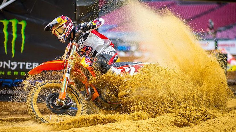 Cooper Webb, Adam Cianciarulo win Atlanta Supercross - MotorSportsTalk | NBC Sports