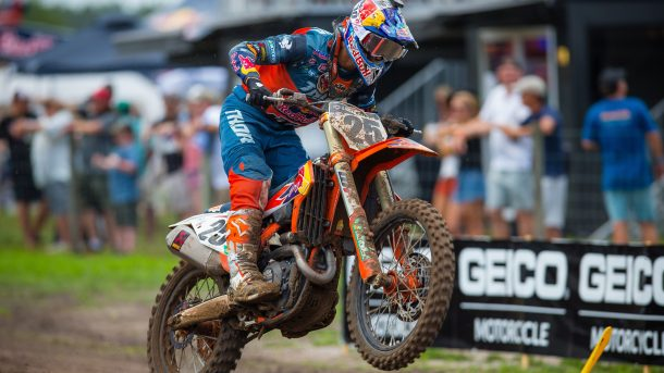 Pro Motocross TV schedule