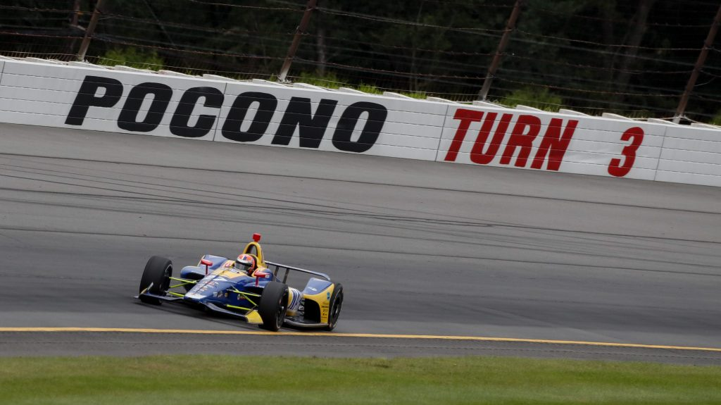 INDYCAR Photo by Joe Skibinski