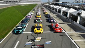 Rolex 24 qualifying race