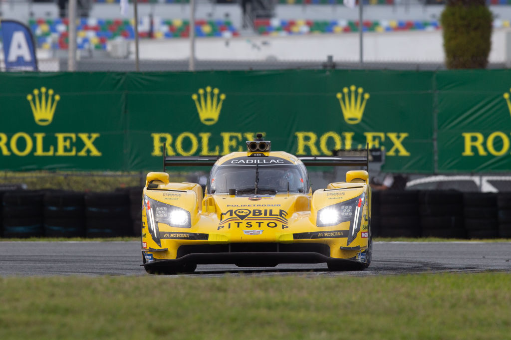 Rolex 24 is under way at Daytona; how to watch the race