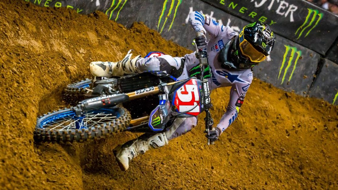 Justin Barcia leads Supercross field in return to Anaheim
