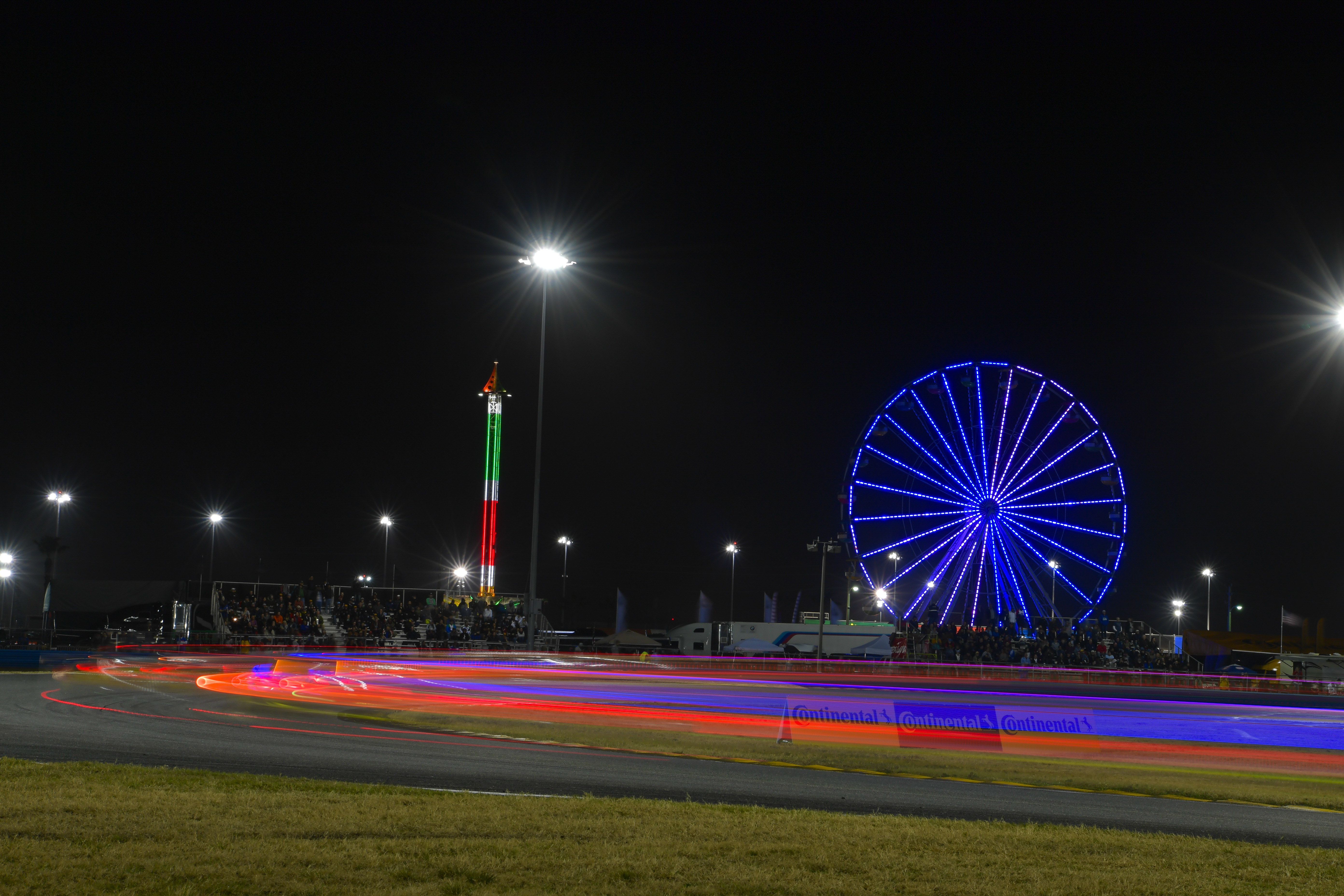 Wake up! How Rolex 24 drivers stay alert working the graveyard shift