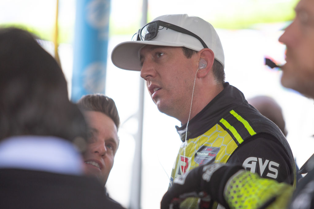 Rolex 24: When Kyle Busch will be driving today at Daytona - NBC Sports