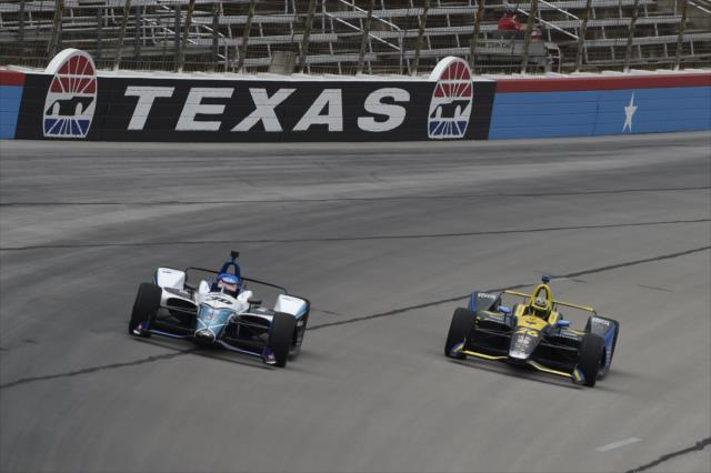 Genesys to sponsor June IndyCar race at Texas