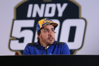 Loyalty, potential key reasons Alonso came back to McLaren for Indy 500 - MotorSportsTalk | NBC Sports