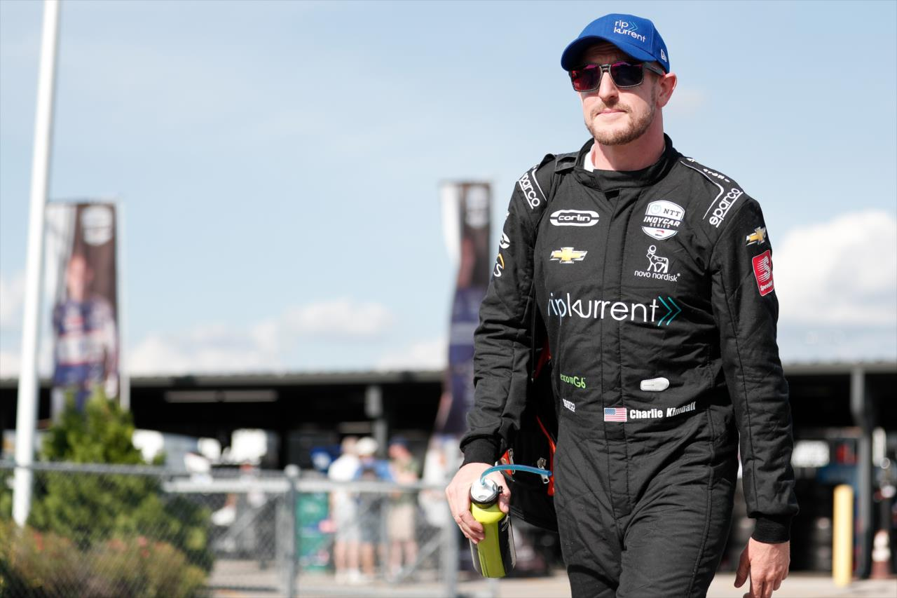 ripKurrent to sponsor Charlie Kimball at Indy 500 - MotorSportsTalk | NBC Sports