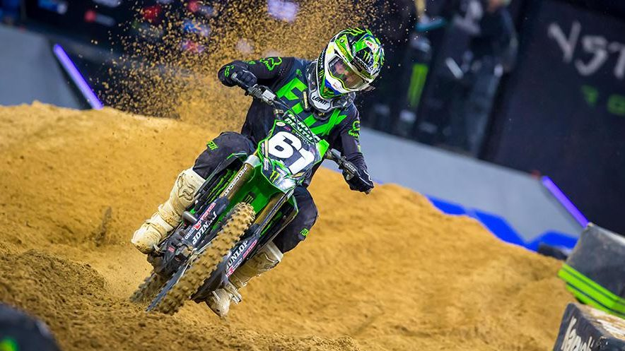 Daytona Supercross sold out of social-distanced seating