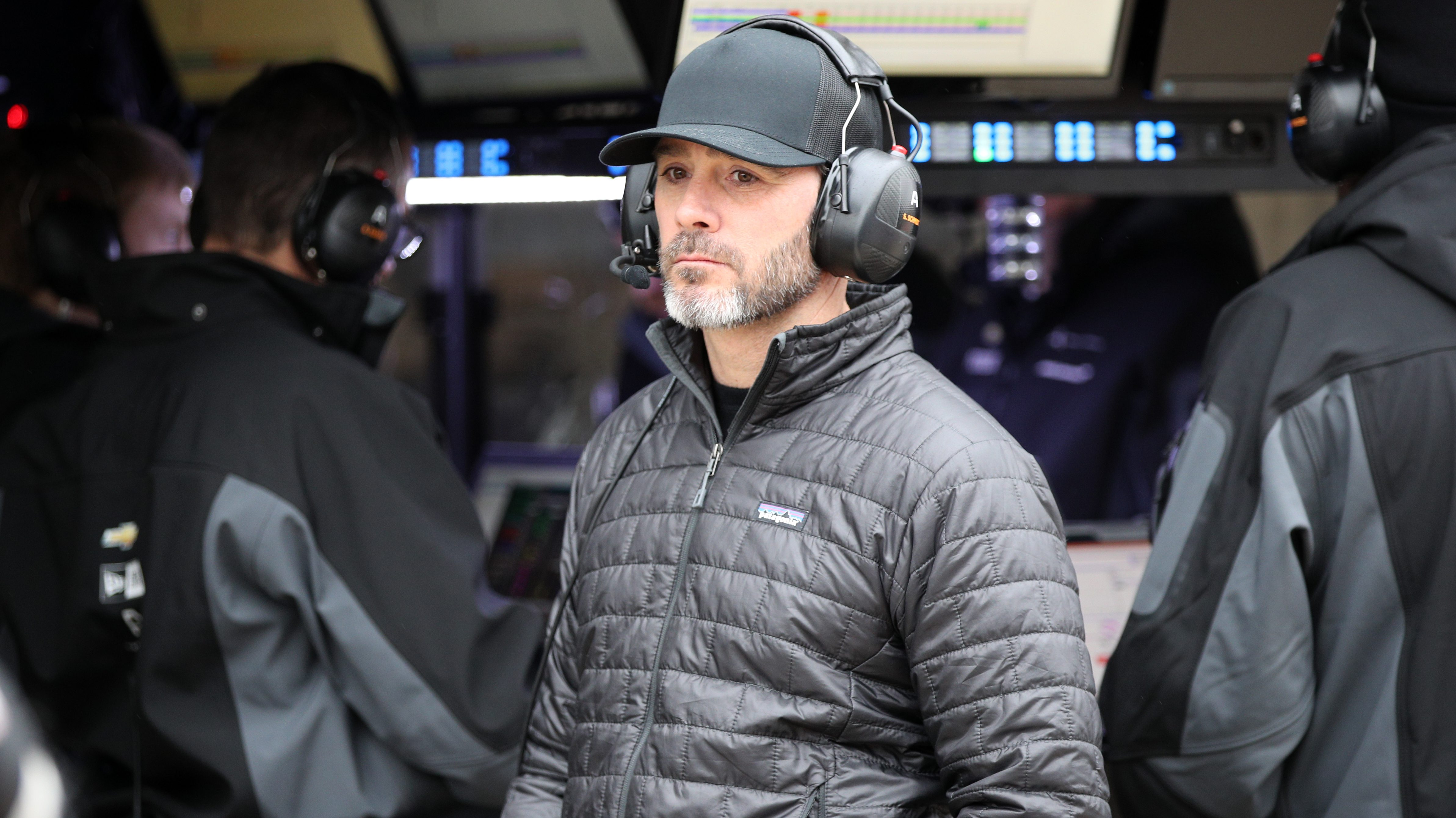 Jimmie Johnson reaffirms IndyCar remains on his bucket list - NBC Sports