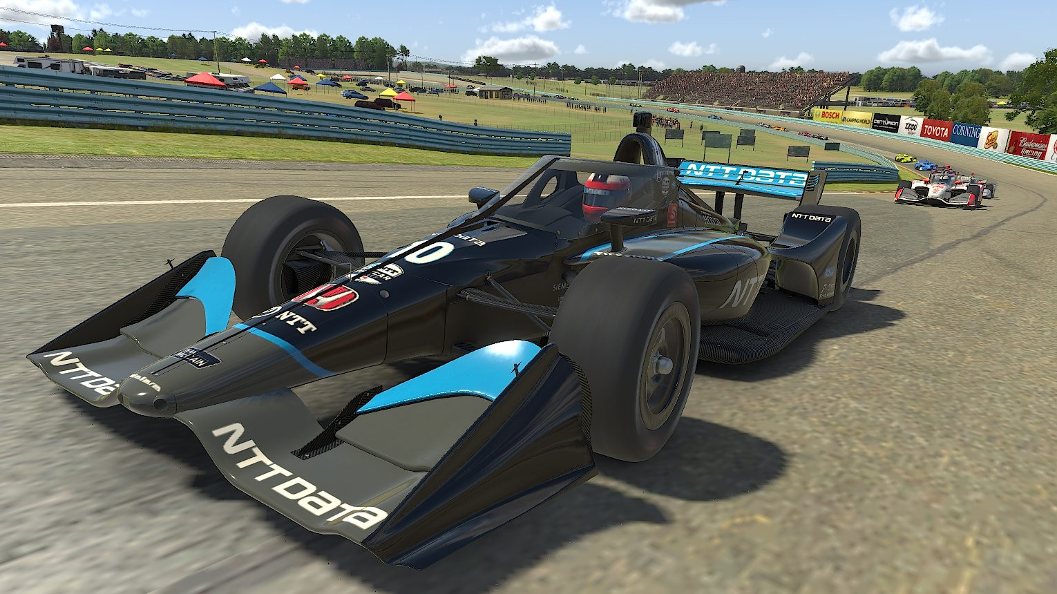 IndyCar iRacing Challenge photo gallery from Watkins Glen - NBC Sports