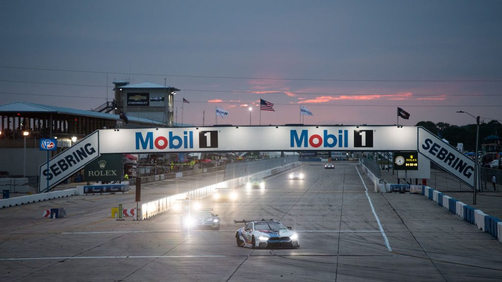IMSA entry list Sebring will have 29 cars for July 18 race - NBC Sports