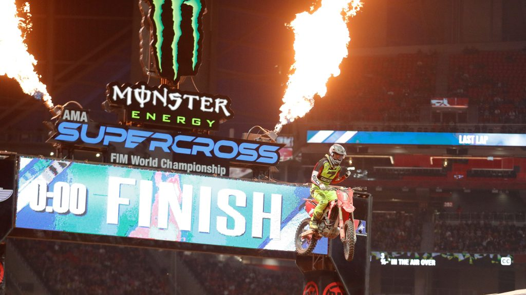 Supercross schedule NBC Sports