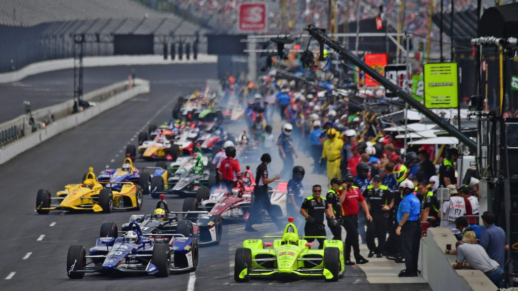 Indy 500 practice and qualifying schedules