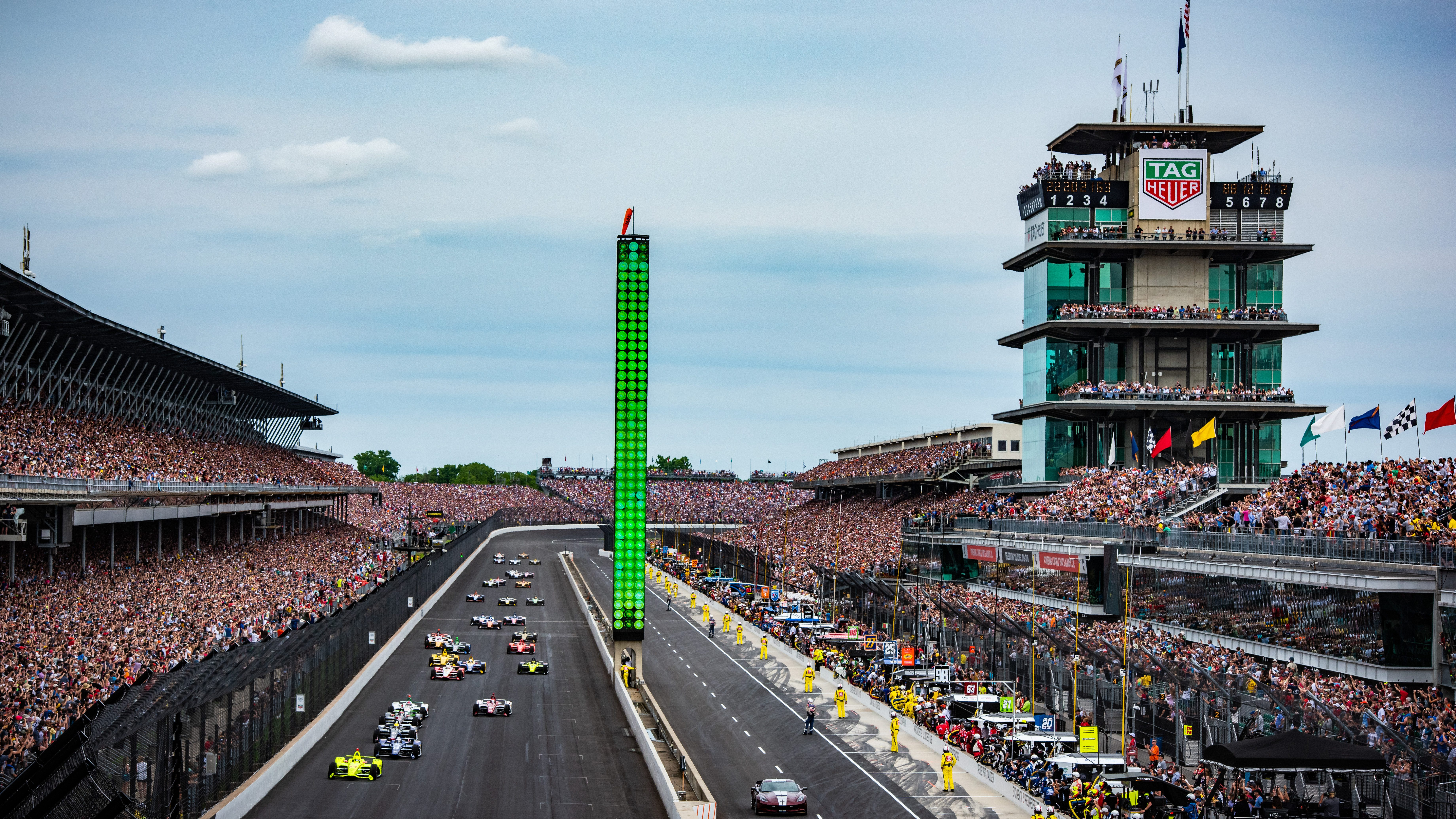 How to watch the Indy 500: Start times TV stream info schedules race details – NBC Sports – Motorsports