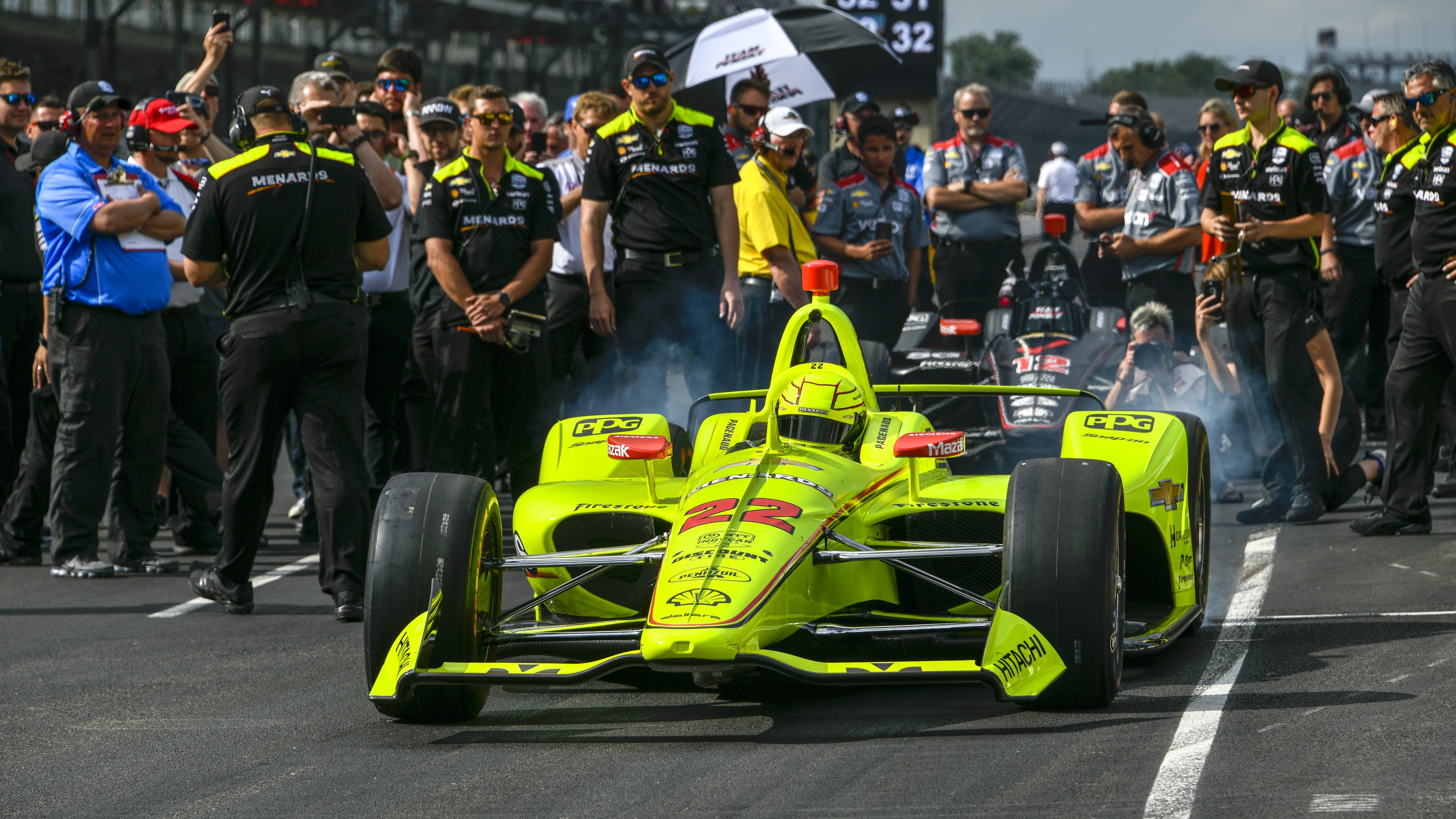 Indy 500 Qualifying Schedule How The 33 Car Field Is Set Nbc Sports