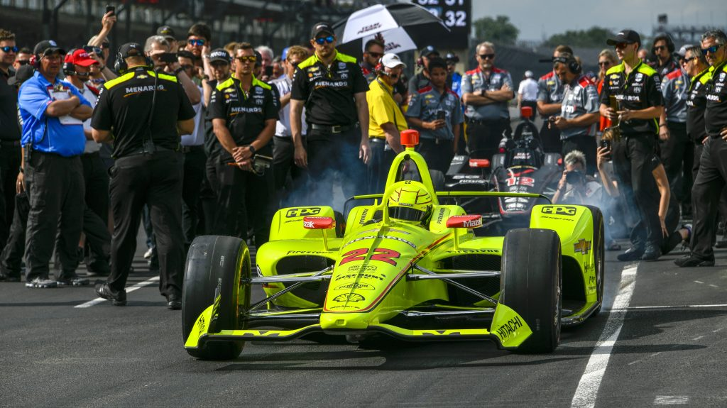 Indy 500 qualifying schedule