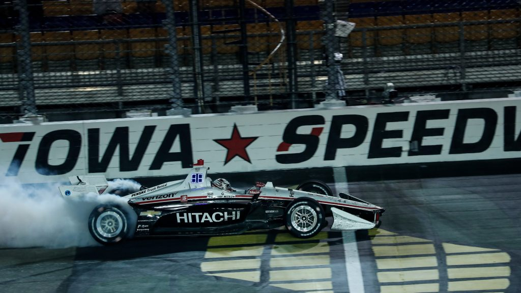 IndyCar weekend schedule Iowa