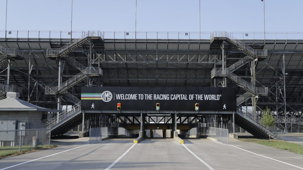 Updated Indy 500 plan