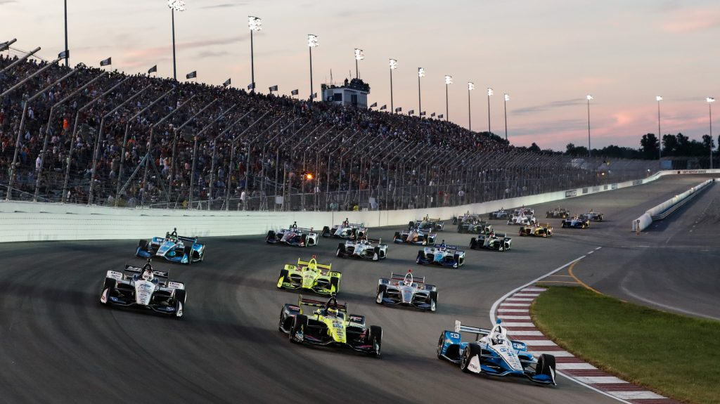 IndyCar entry lists Gateway