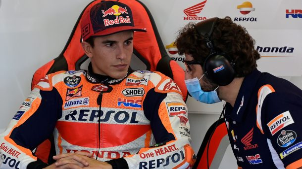 MotoGP Marc Marquez second surgery