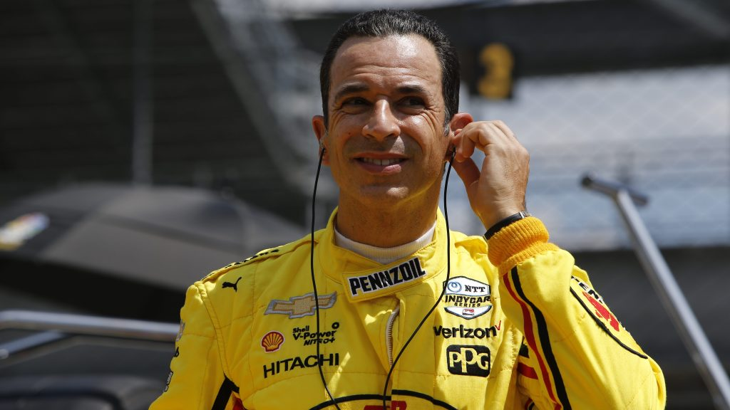 Superstar Racing Experience Helio Castroneves