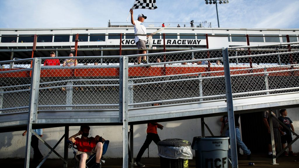 Knoxville Raceway COVID-19 outbreak