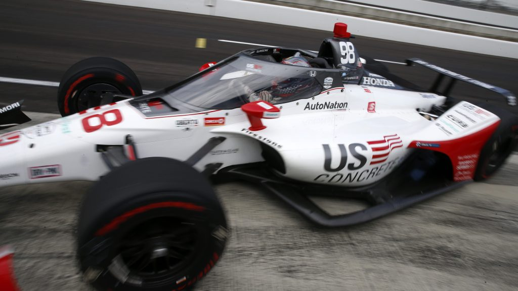 Indy 500 qualifying Andretti