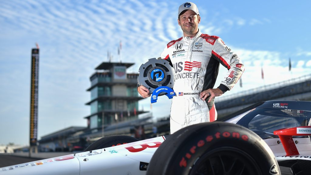 Superstar Racing Experience Marco Andretti