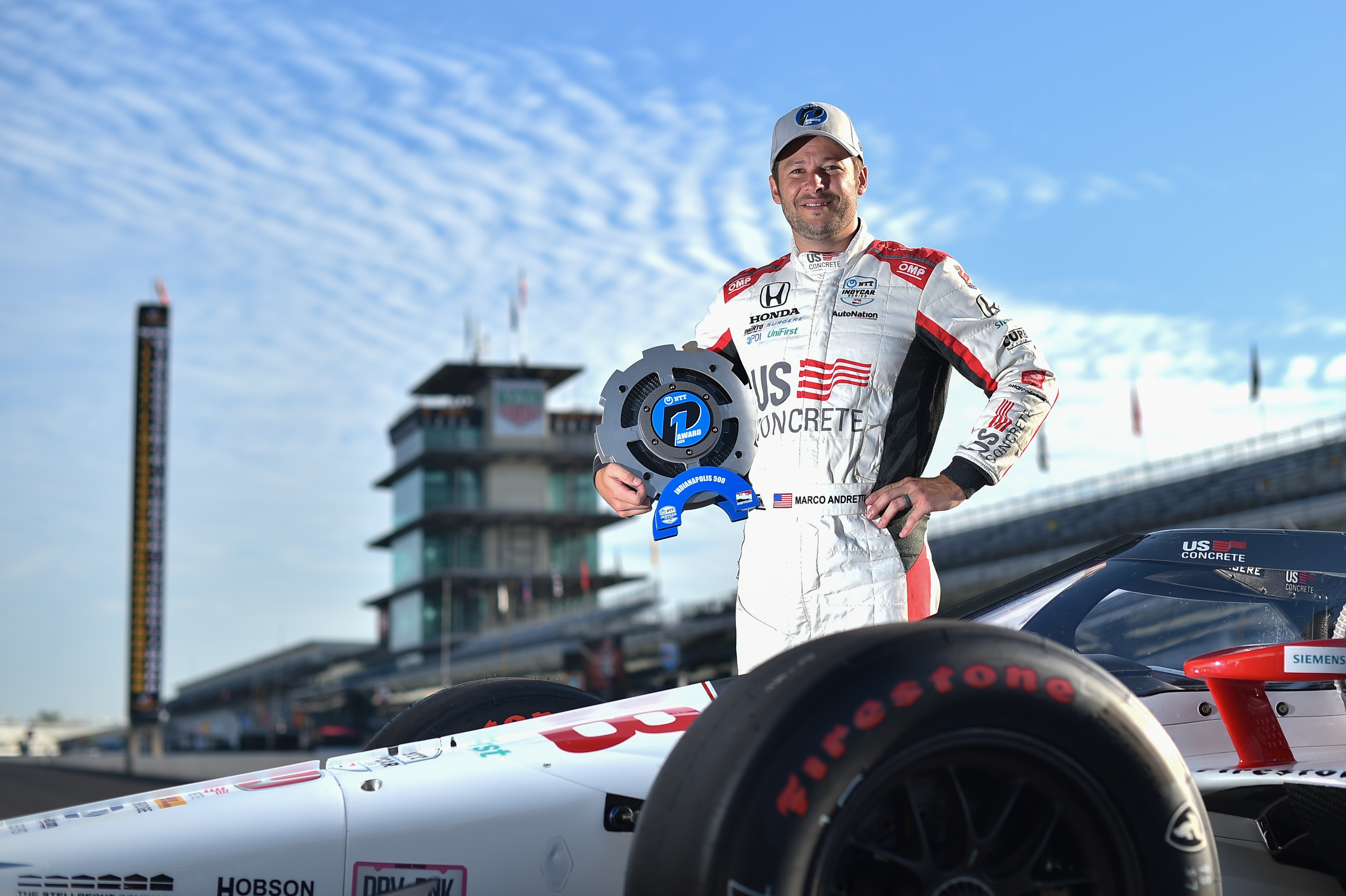 Indy 500 Marco Andretti