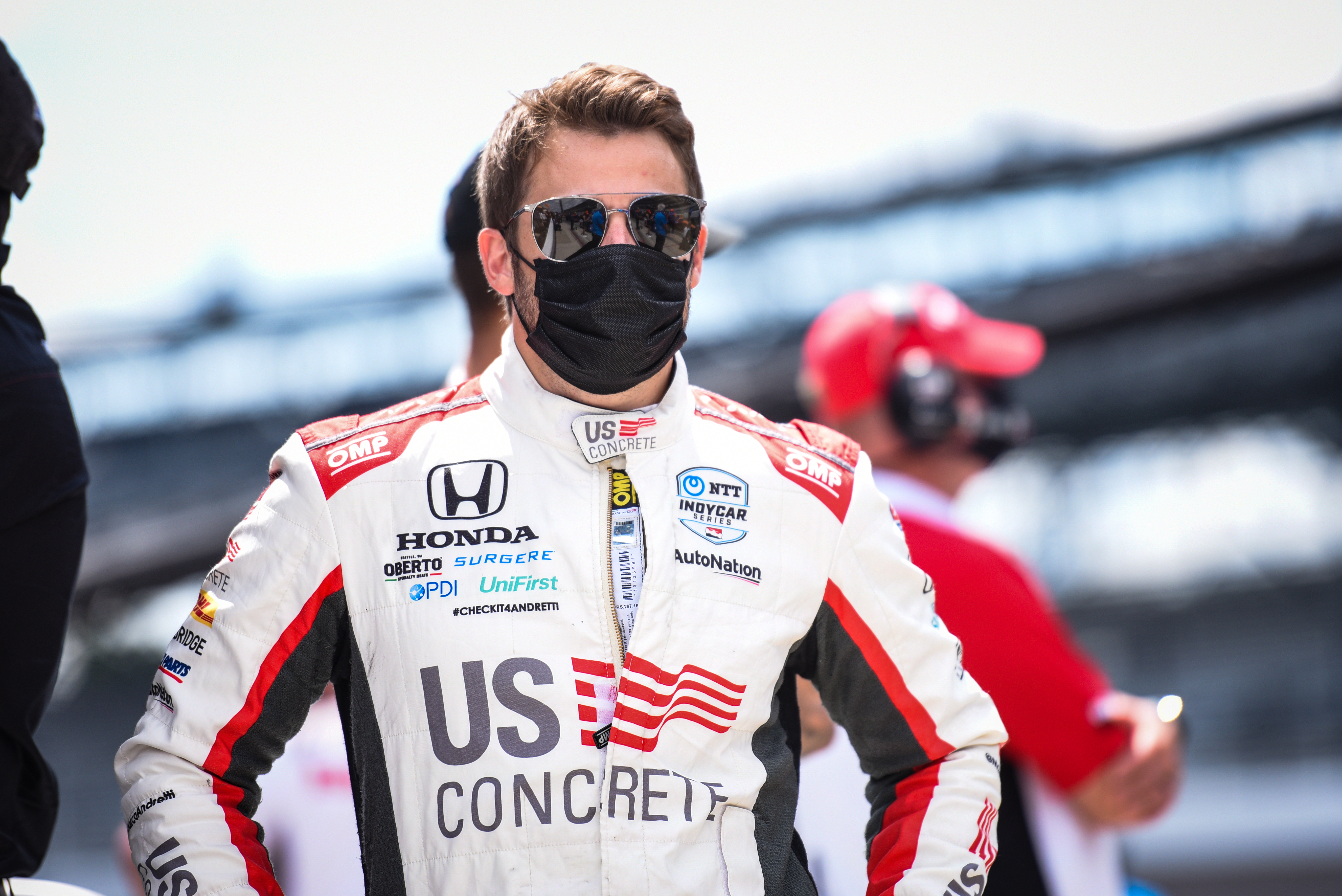 Marco Andretti final practice