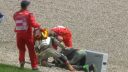 MotoGP Austrian GP crash