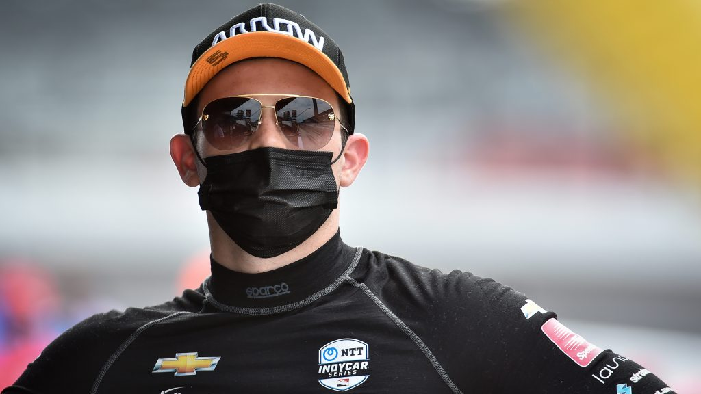 Pato O'Ward returning McLaren