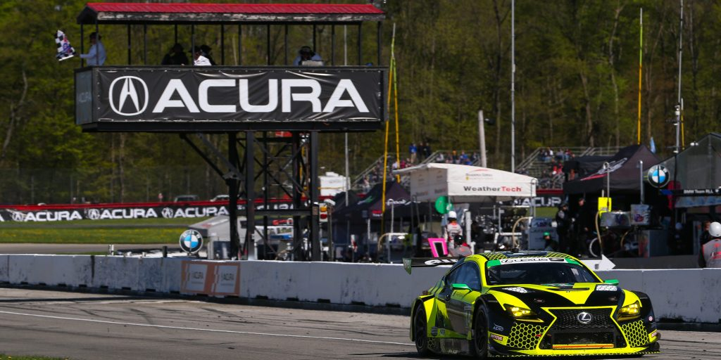 IMSA Mid-Ohio schedule