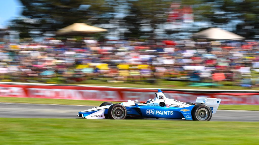 IndyCar entry lists Mid-Ohio