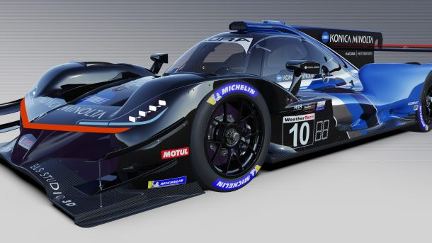New Acura IMSA teams
