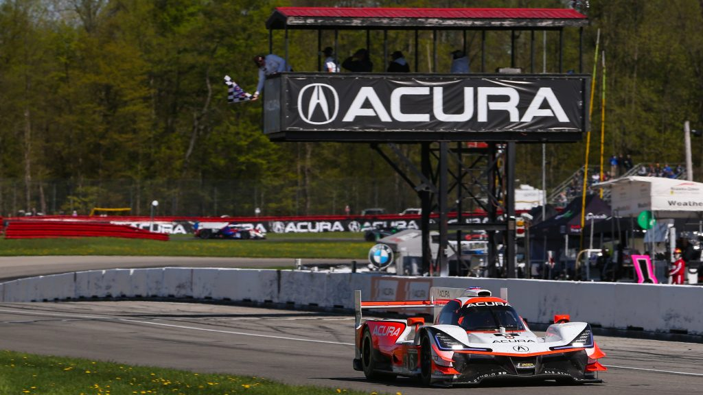 IMSA Mid-Ohio entry list