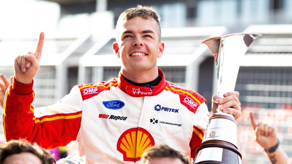 Scott McLaughlin IndyCar future