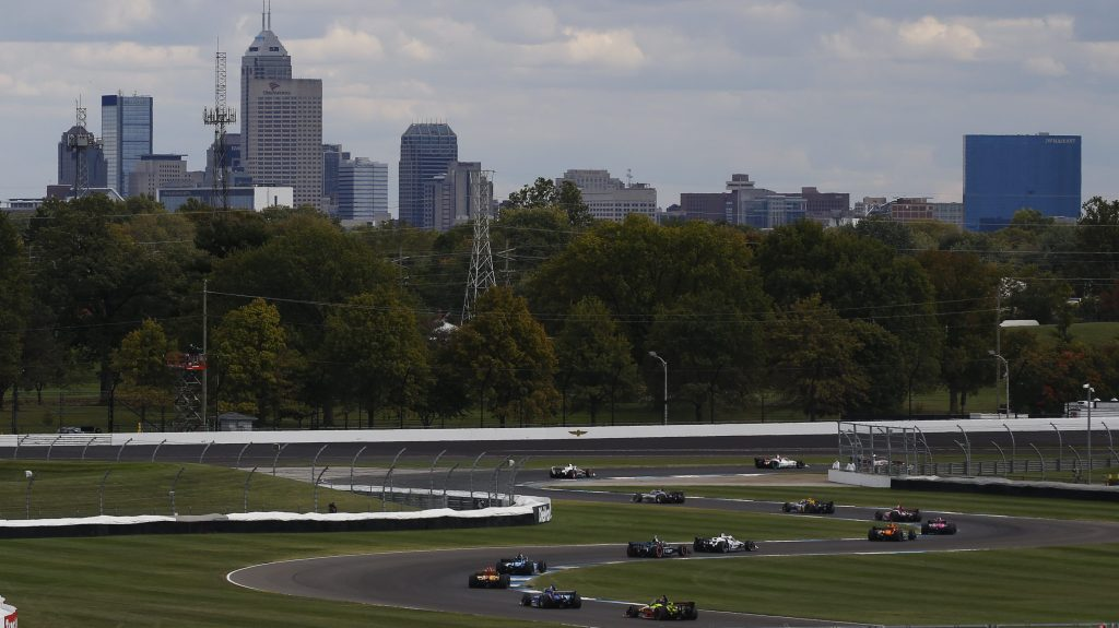 IndyCar Indianapolis start times