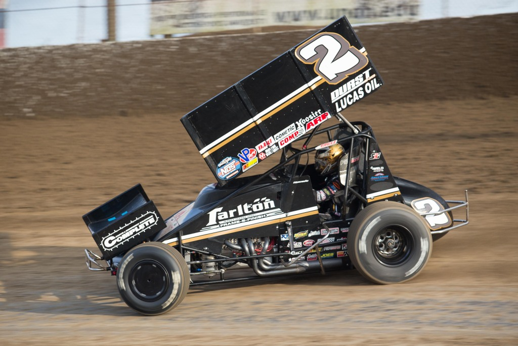 Kyle Larson Racing announces its closure after the World of Outlaws season