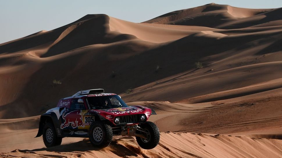 2021 Dakar route announced featuring 12 stages in Saudi Arabia