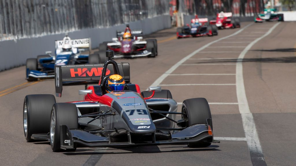 Malukas Indy Lights