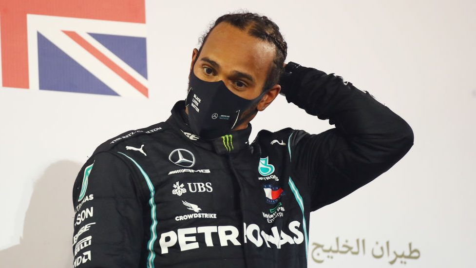 Lewis Hamilton cleared