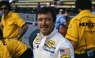 Johnny Rutherford won the pole for the 1980 Indy 500