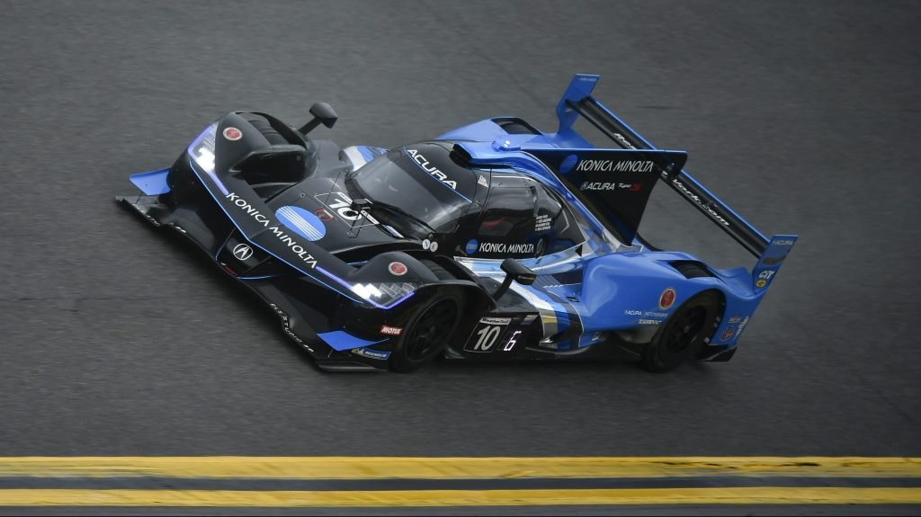 Rolex 24 entry