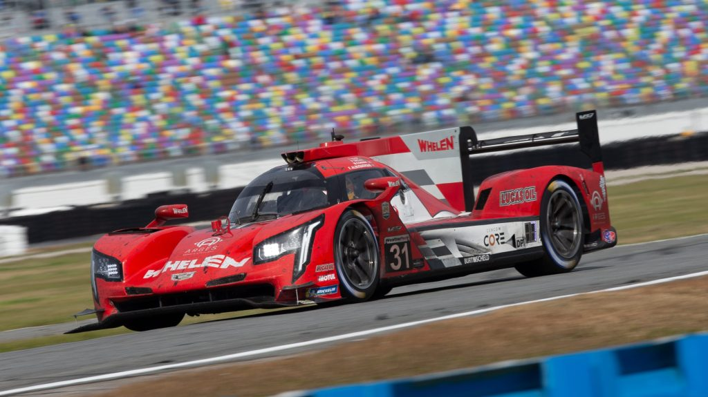 AUTO: JAN 26 IMSA Rolex 24 at Daytona