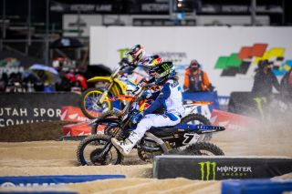 Plessinger Daytona Supercross