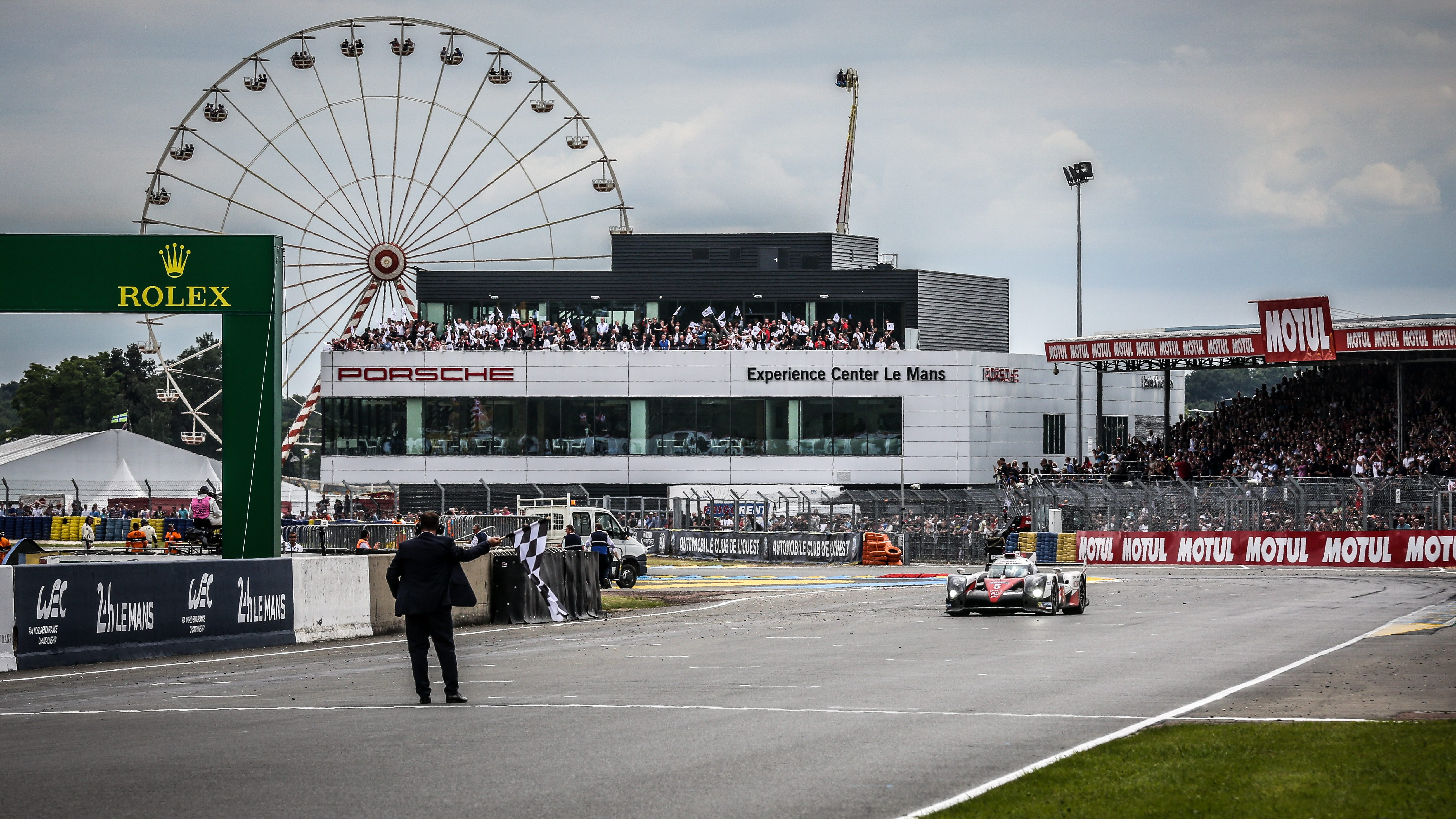 In hopes of having fans, 24 Hours of Le Mans postponed from June to August
